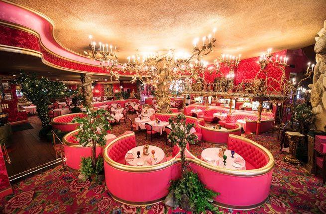 Madonna Inn's Gold Rush Steak House - San Luis Obispo, CA