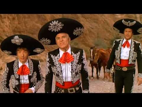 """¡Three Amigos! - The Singing Bush and the Invisible Swordsman (HQ) """"It's like living with a 6 year old"""""""
