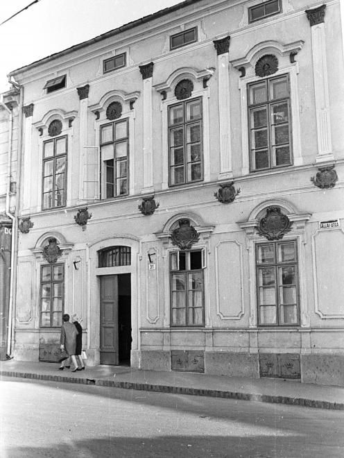 Ferencesek utcája (Sallai utca) 31.