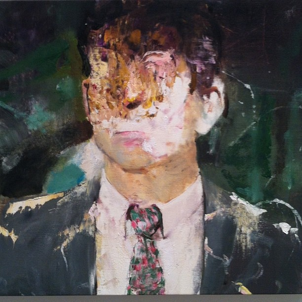 matthewizzo.com Favorite's, I'm in love with Adrian Ghenie art.