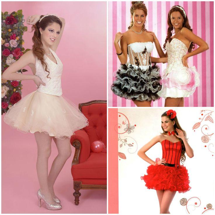Mejores 17 imágenes de Vestidos en Pinterest | 15 vestidos, Fiestas ...