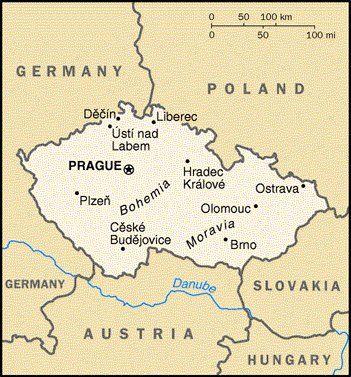 Czech Republic - Language, Culture, Customs and Etiquette.