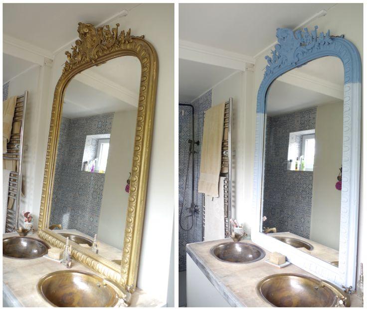 Les 25 meilleures id es de la cat gorie miroir baroque sur for Miroir de peine