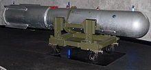 B28 nuclear bomb - B28FI como se usa en un bombardero B52