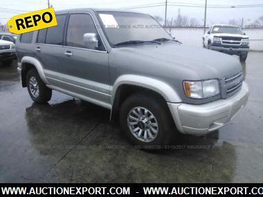 2001 ISUZU TROOPER https://www.auctionexport.com/en/Inventory/Info/2001-isuzu-trooper-s-ls-limited-wagon-4-door-108279821?searchID=1570073214#.WO_e_ogrKUl