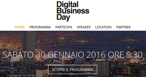 Digital Business Day, evento gratuito sul Web Marketing