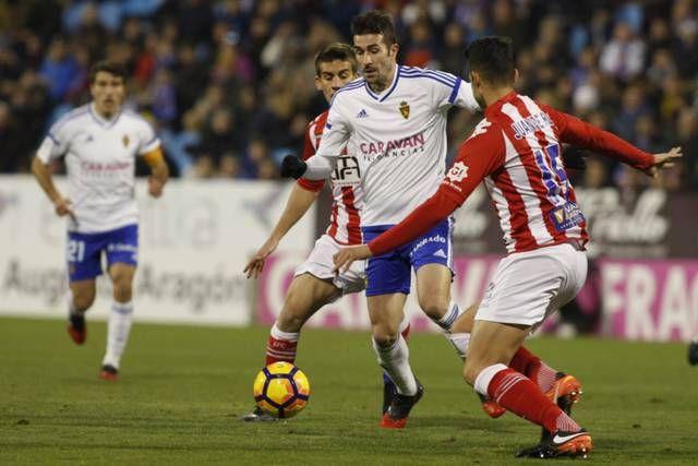 El Girona volvió a desnudar al Real Zaragoza en La Romareda   Noticias de Real Zaragoza en Heraldo.es
