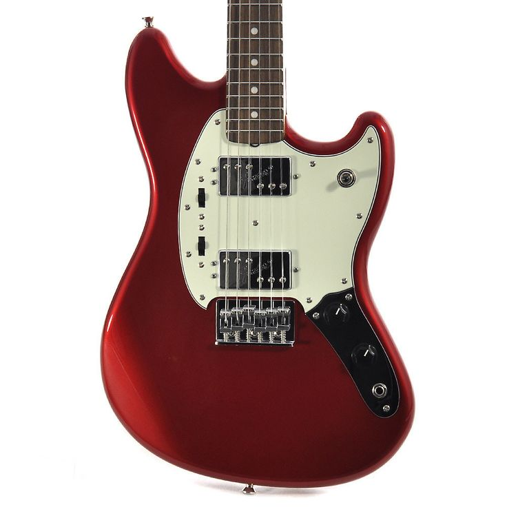 Fender Pawn Shop Mustang Special - Candy Apple Red