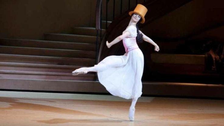 Bolschoi-Ballett in Paris Von Intrigen und Illusionen