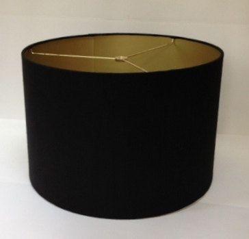 23 best Black Drum Lamp Shade images on Pinterest | Drum lamp ...
