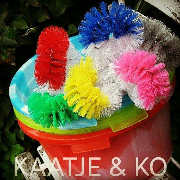 Schoonmaken volgens Kaatje & Ko... www.kaatje-en-ko.com