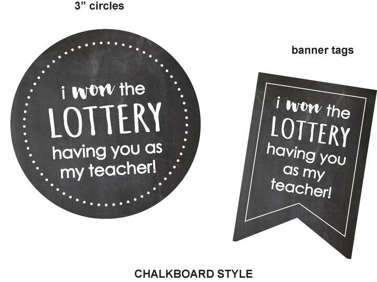 CHALKBOARD Teacherco Worker Gifts Teacher Appreciation