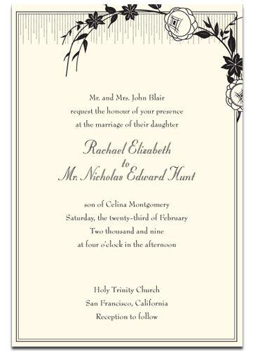 52 best wedding invetations images on Pinterest
