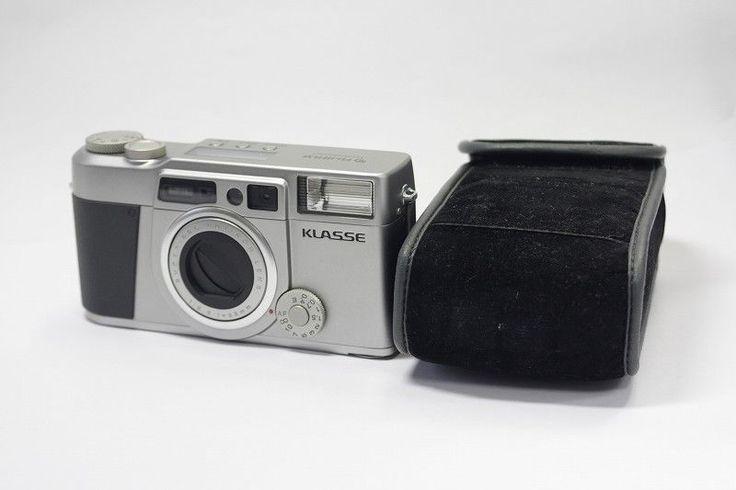 Excellent+++ Fujifilm KLASSE Silver 35mm Film Camera From Japan#182 #Fujifilm