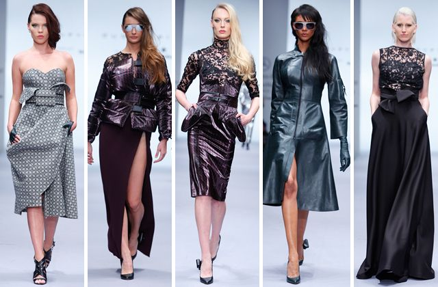 4 Standout Collections From Mexico Fashion Week/2014