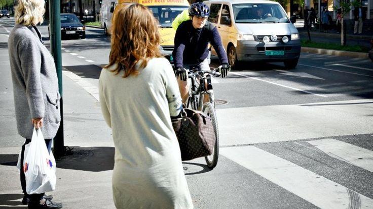 Frank Rossavik om syklister: Pesten på to hjul - Aftenposten