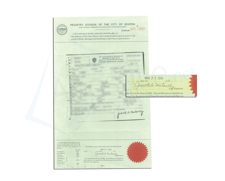 City of Boston Commonwealth of Massachusetts Certificate of Marriage - fresh official birth certificate template