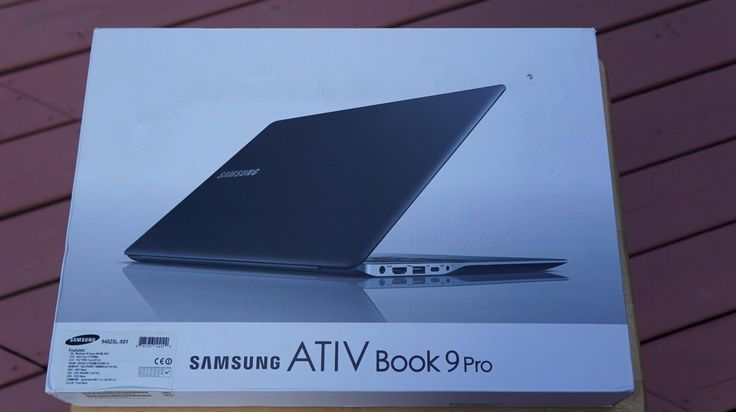 "Samsung ATIV Book 9 Pro / 15.6"" 4K/ Intel i7-6700HQ / 256GB 8GB / Nvidia Gaming"