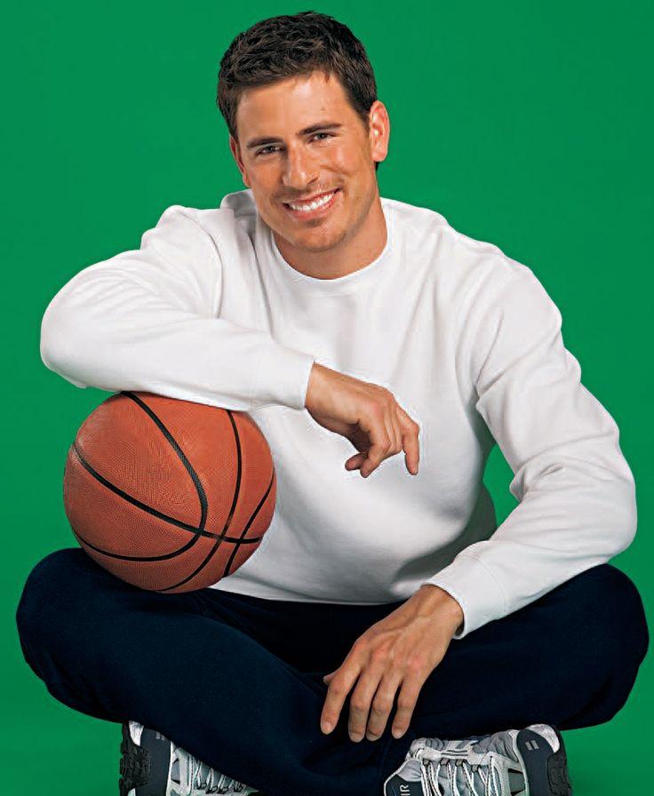 Lee Pappas for Mervyn's (2006) #LeePappas #malemodel #model #StarsModels #StarsModelMgmt #Mervyns #smile #basketball