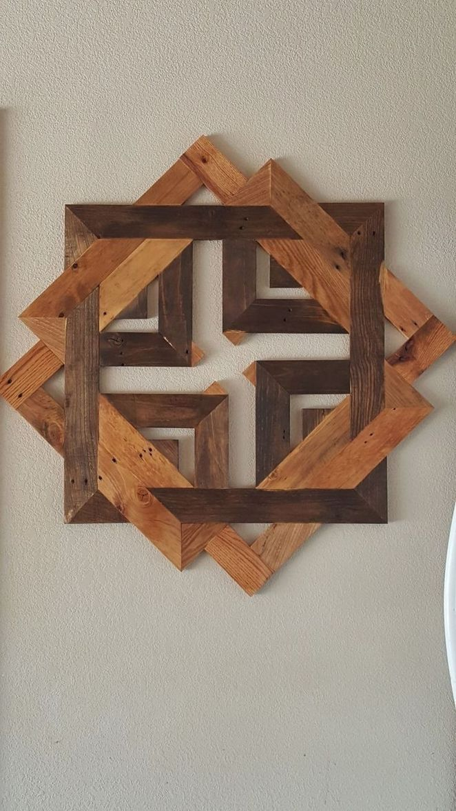 30 Unique Wooden Wall Decor Art Ideas For Your Home