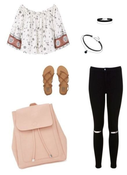 5dbf0d5f5a0 spring outfits for college students 50+ best outfits