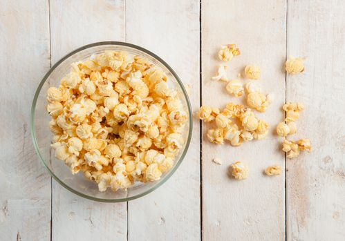 La recette de la semaine : le pop-corn coco healthy | Vogue