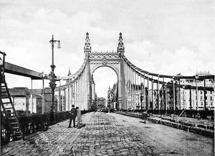 Elisabeth Bridge/Budapest