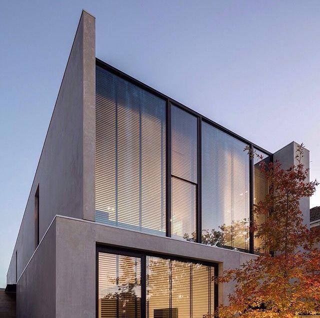 Zeitgenössische Architektur, Wohnarchitektur, Minimalistische Architektur,  Glashäuser, Betonhäuser, Architekt Design, Bogenhaus, Wohnen, Innenräume