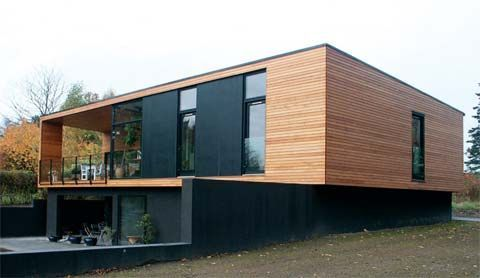 prefab-homes-onv1 | The center of this modular prefab consists of the…