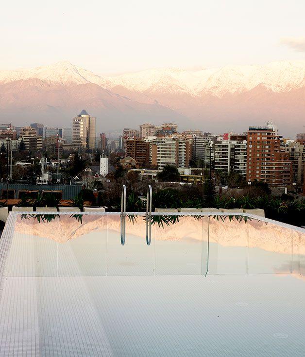 Noi Hotel, Santiago, Chile  