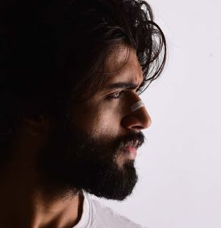 Vijay Devarakonda upcoming movie as Arjun reddy