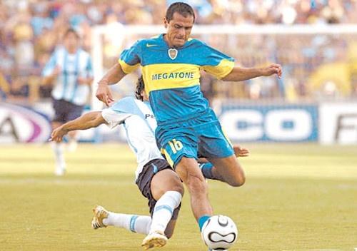Marcelo Delgado, Boca Juniors
