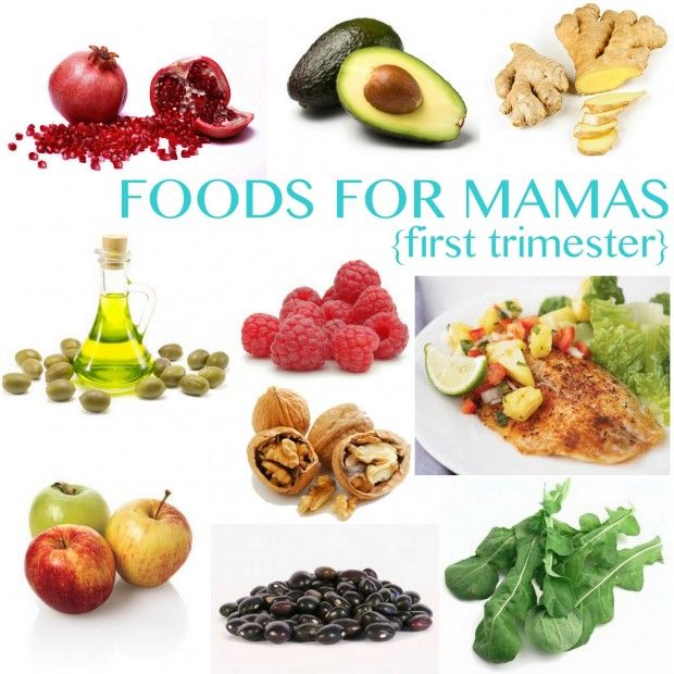 Best Foods To Eat While In First Trimester