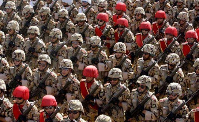 4 Senjata Andalan Iran Bila Terjadi Perang Perang Senjata Dunia