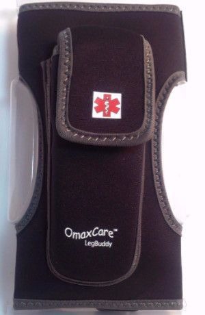 OmaxCare LegBuddy™ Insulated Medicine Case Carrier for Epinephrine and Insulin Injectors