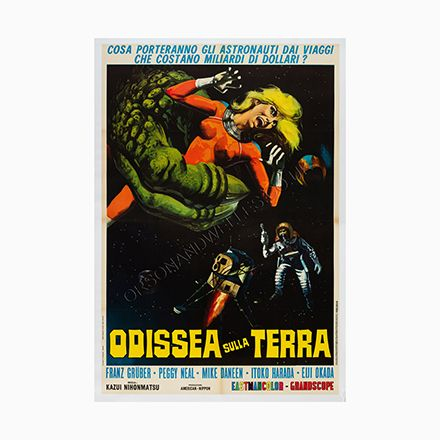 Italienisches Monster X Gegen den G8-Gipfel Filmplakat, 1969 Jetzt bestellen unter: https://moebel.ladendirekt.de/dekoration/wandtattoos/wanddekoration/?uid=69550237-601a-5c98-a776-2e151ba220e2&utm_source=pinterest&utm_medium=pin&utm_campaign=boards #tattoos #dekoration