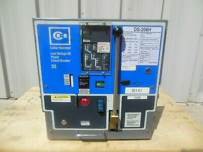 Sponsored Ebay Cutler Hammer Ds 206h Low Voltage Ac Power Circuit Breaker 800 Amp In 2020 Ac Power Dc Circuit Ac Circuit