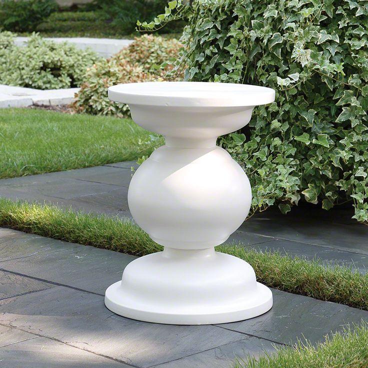 Balustrade Stool/Side Table
