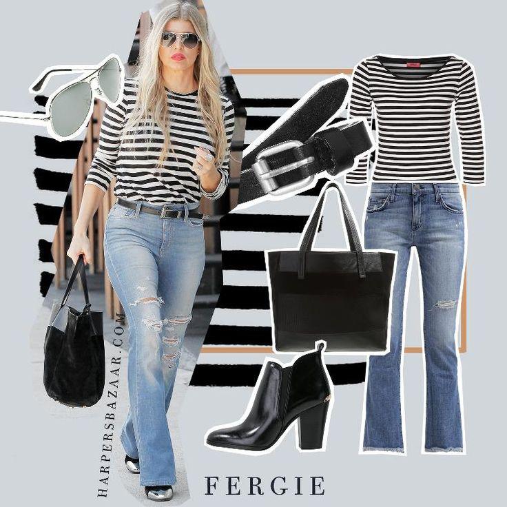 Fergie - Stars and Stripes by AMAZE Celebrities