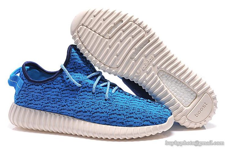 Mens Adidas Yeezy Boost 350 Low Kanye West Blue #cheapshoes #sneakers #runningshoes #popular #nikeshoes #authenticshoes
