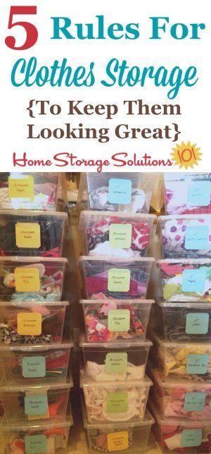 best 10+ clothing storage ideas on pinterest | clothes storage