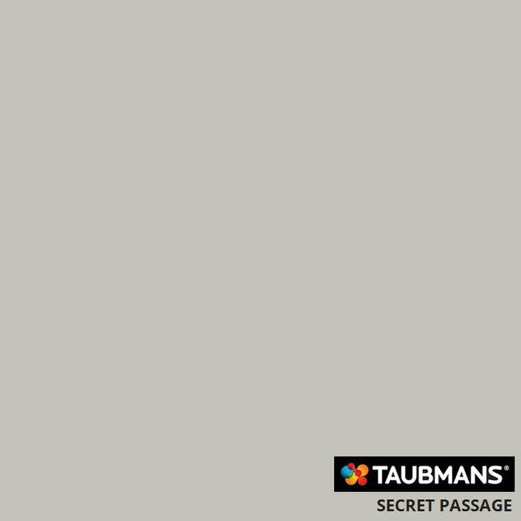 #Taubmanscolour #secretpassage