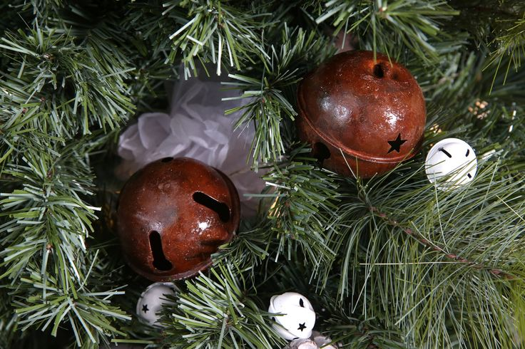Bells of joy - ideas for adding bells to your tree
