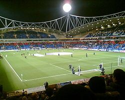 Bolton Wanderers - The Reebok Stadium