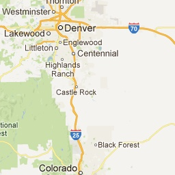 Great Playgrounds in and around Denver -