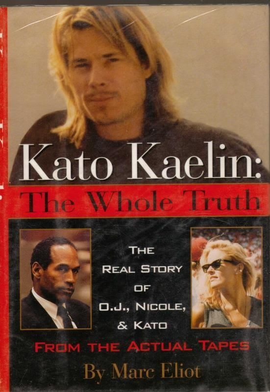Kato Kaelin The Whole Truth Real Story of O.J Nicole Kato from Actual Tapes