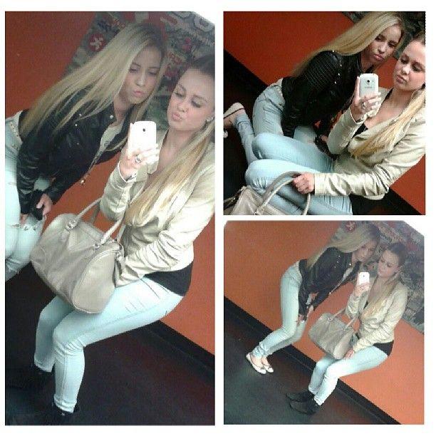 #with #lovely @xkelseym_ #drankjes #doen #fred #& #douwe