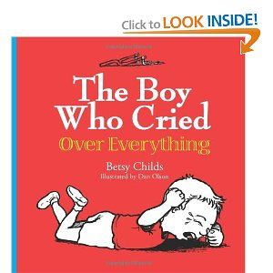 Seriously the best book for 3 year old boys who tend to cry over everything!