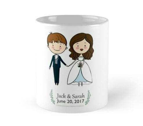 taza personalizada, Regalo de boda, tazas boda, regalo taza, detalles boda,regalos de boda, decoracion boda, tazas decorativas