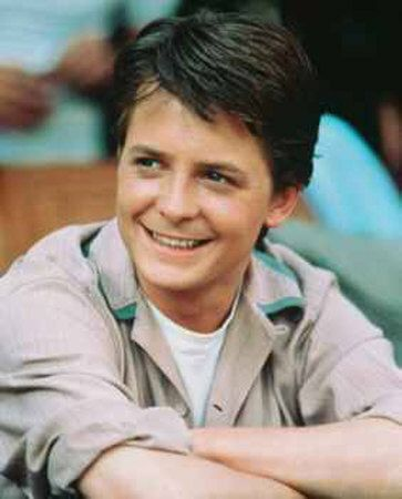 Michael J. Fox: am i the only one who thinks he was totally ah-dorable?!?
